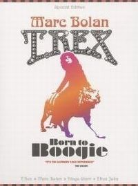 Cover Marc Bolan / T.Rex - Born To Boogie [DVD]